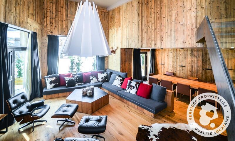 Аренда на лыжном курорте Апартаменты 7 комнат 12 чел. (220m²) - Résidence l'Amanda - Maeva Home - Avoriaz - зимой под открытым небом