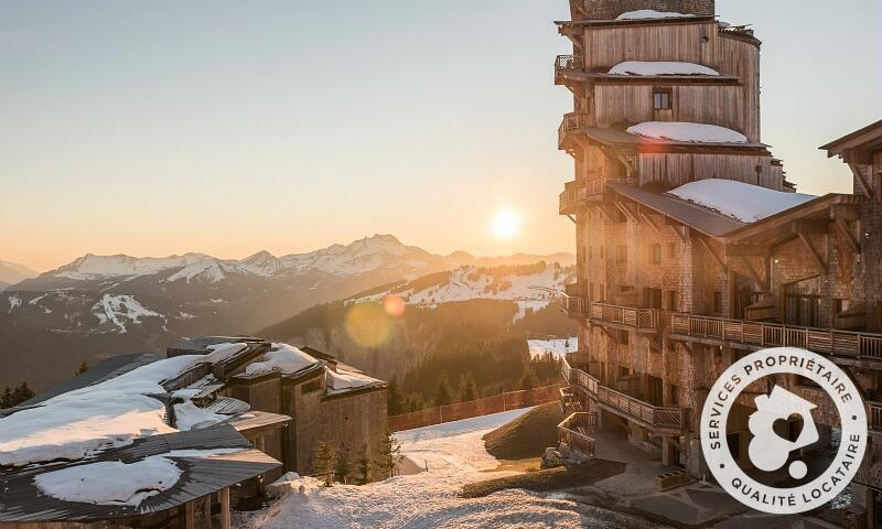 Аренда на лыжном курорте Résidence l'Amanda - Maeva Home - Avoriaz - зимой под открытым небом