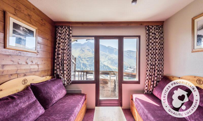 Аренда на лыжном курорте Квартира студия для 5 чел. (Budget 23m²-5) - Résidence le Douchka - Maeva Home - Avoriaz - зимой под открытым небом