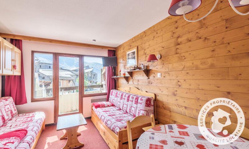 Аренда на лыжном курорте Апартаменты 2 комнат 5 чел. (Confort 26m²-1) - Résidence le Douchka - Maeva Home - Avoriaz - зимой под открытым небом