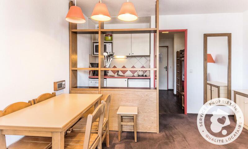 Аренда на лыжном курорте Квартира студия для 4 чел. (Confort 25m²-3) - Résidence les Fontaines Blanches - Maeva Home - Avoriaz - зимой под открытым небом