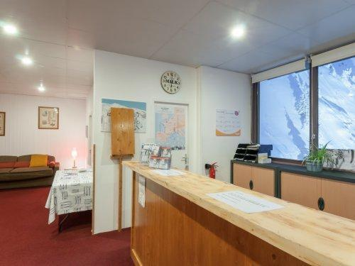 Location au ski Résidence Maeva l'Hermine - Avoriaz - Réception