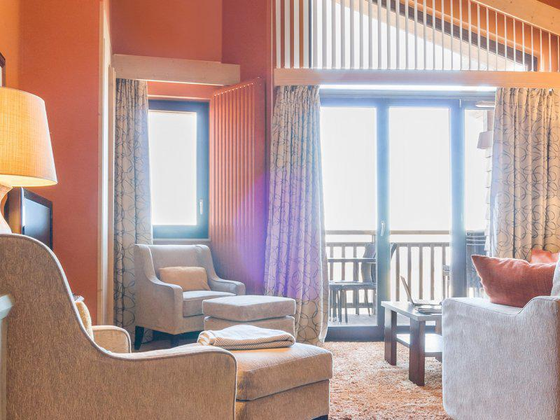 Аренда на лыжном курорте Апартаменты 4 комнат 8 чел. (высший) - Résidence P&V Premium l'Amara - Avoriaz
