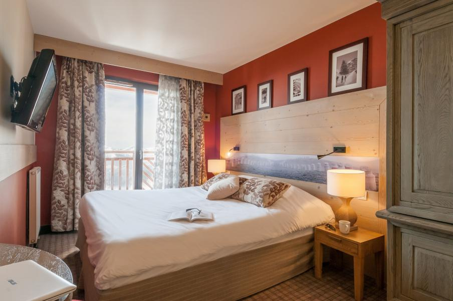 Location au ski Résidence P&V Premium l'Amara - Avoriaz - Chambre