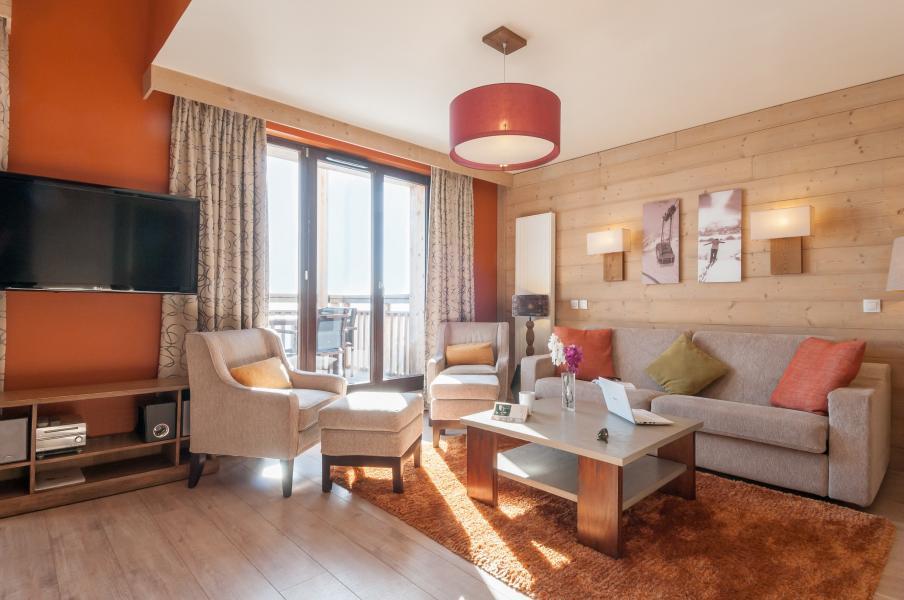 Аренда на лыжном курорте Résidence P&V Premium l'Amara - Avoriaz - Салон