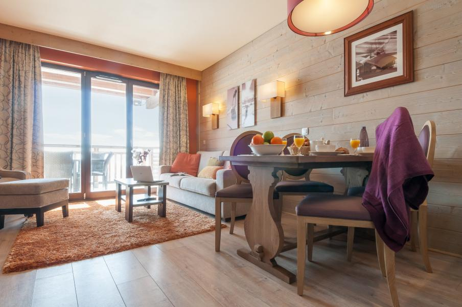 Location au ski Residence P&v Premium L'amara - Avoriaz - Table