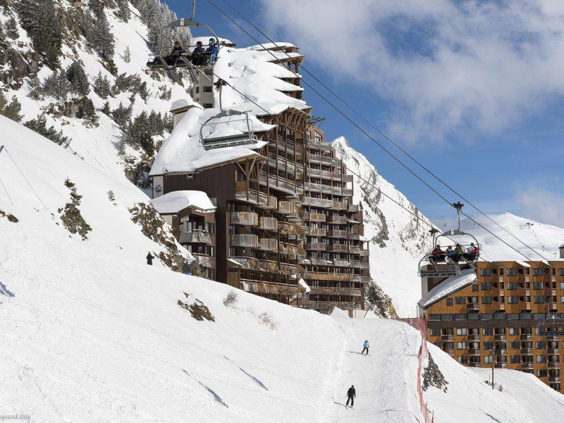 Rent in ski resort Résidence Pierre et Vacances Antarès - Avoriaz