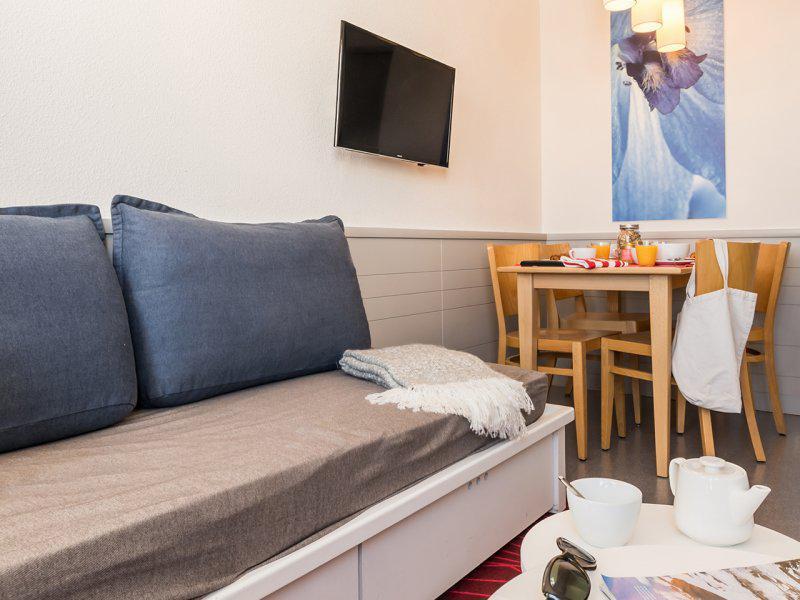 Location au ski Appartement 2 pièces 4 personnes - Résidence Pierre et Vacances Antarès - Avoriaz