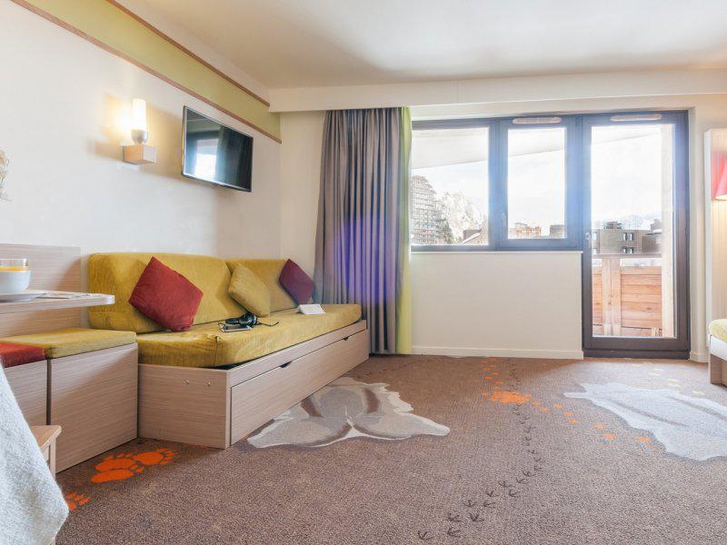 Аренда на лыжном курорте Апартаменты 2 комнат 7 чел. - Résidence Pierre et Vacances Electra - Avoriaz
