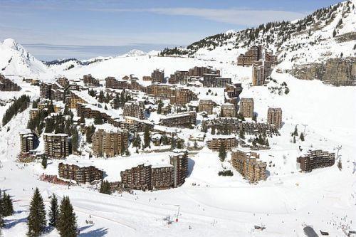 Location au ski Residence Pierre Et Vacances Electra - Avoriaz - Extérieur hiver