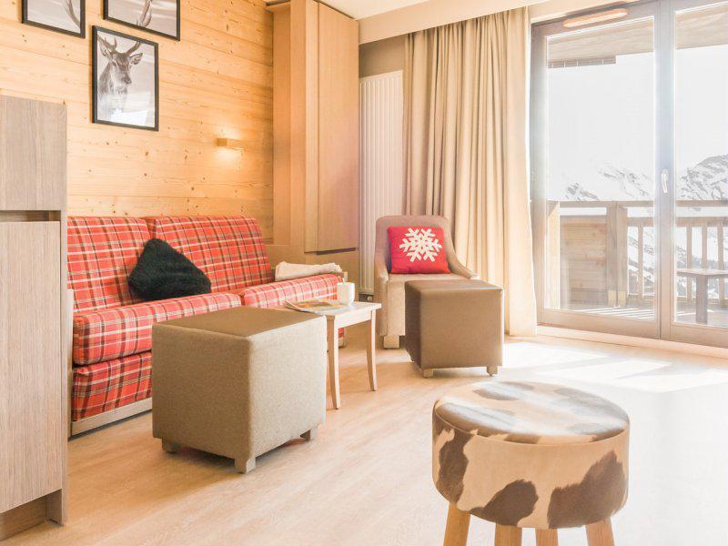 Location au ski Appartement 3 pièces 7 personnes - Résidence Pierre & Vacances Atria Crozats - Avoriaz