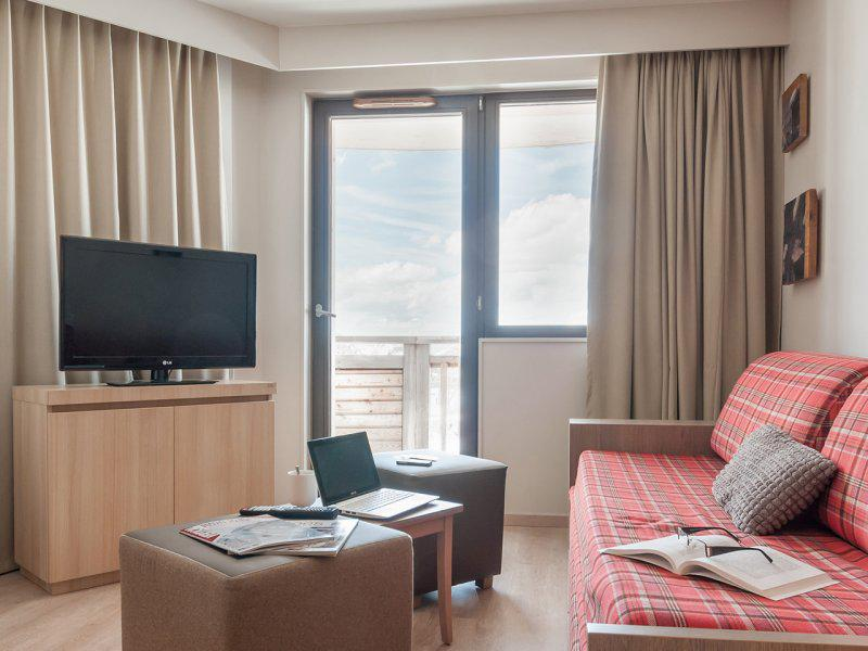 Location au ski Appartement 5 pièces 12 personnes - Résidence Pierre & Vacances Atria Crozats - Avoriaz