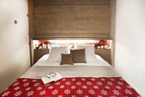 Location au ski Residence Pierre & Vacances Atria Crozats - Avoriaz - Chambre