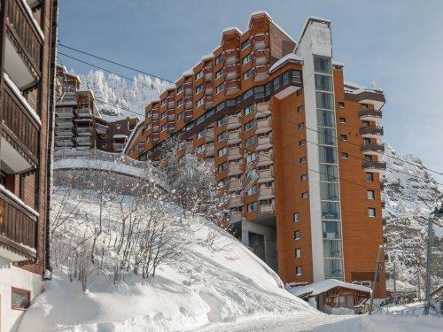 Location au ski Résidence Pierre & Vacances l'Hermine - Avoriaz - Extérieur hiver