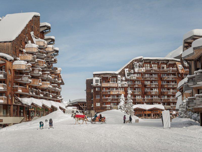 Alquiler al esquí Résidence Pierre & Vacances Saskia Falaise - Avoriaz
