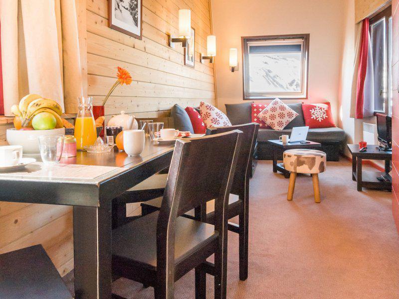 Location au ski Appartement 2 pièces 4 personnes (supérieur) (24S) - Résidence Pierre & Vacances Saskia Falaise - Avoriaz