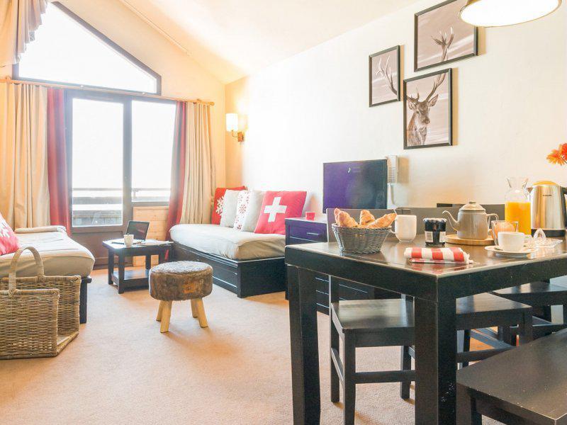 Location au ski Appartement 2 pièces 6 personnes (supérieur) (26S) - Résidence Pierre & Vacances Saskia Falaise - Avoriaz