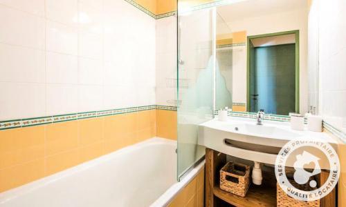 Location au ski Appartement 2 pièces 4 personnes (Confort 28m²) - Résidence le Douchka - Maeva Home - Avoriaz - Extérieur hiver