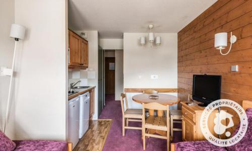 Location au ski Studio 5 personnes (Budget 23m²-5) - Résidence le Douchka - Maeva Home - Avoriaz - Extérieur hiver