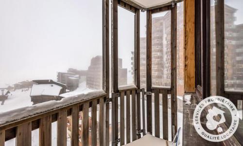 Location au ski Appartement 2 pièces 4 personnes (Sélection 25m²) - Résidence les Alpages - Maeva Home - Avoriaz - Extérieur hiver