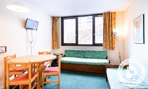 Location au ski Studio 4 personnes (Confort 20m²-2) - Résidence les Alpages - Maeva Home - Avoriaz - Extérieur hiver