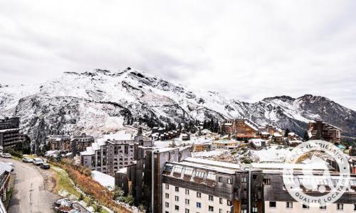 Location au ski Studio 5 personnes (Confort 25m²) - Résidence les Alpages - Maeva Home - Avoriaz - Extérieur hiver