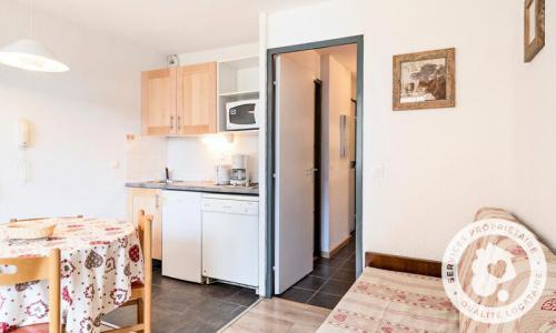 Location au ski Studio 4 personnes (Confort 21m²) - Résidence les Alpages - Maeva Home - Avoriaz - Extérieur hiver