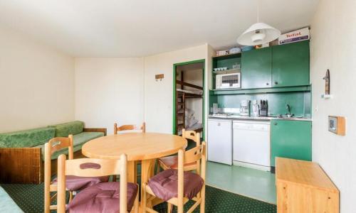 Location au ski Studio 4 personnes (Budget 25m²) - Résidence les Alpages - Maeva Home - Avoriaz - Extérieur hiver