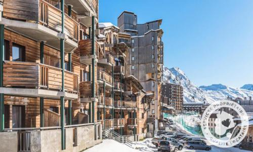 Location au ski Résidence les Alpages - Maeva Home - Avoriaz - Extérieur hiver