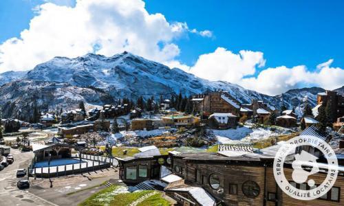 Аренда на лыжном курорте Квартира студия для 4 чел. (Budget 24m²) - Résidence les Fontaines Blanches - Maeva Home - Avoriaz - зимой под открытым небом