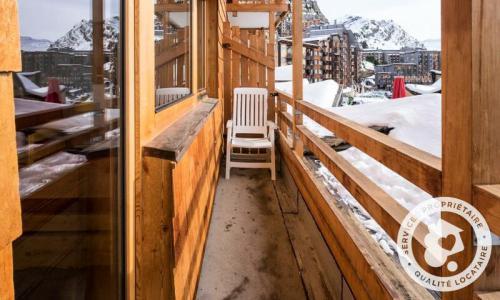 Аренда на лыжном курорте Квартира студия для 4 чел. (Budget 22m²) - Résidence les Fontaines Blanches - Maeva Home - Avoriaz - зимой под открытым небом