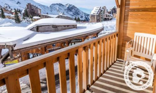 Аренда на лыжном курорте Апартаменты 2 комнат 6 чел. (Confort 30m²) - Résidence les Fontaines Blanches - Maeva Home - Avoriaz - зимой под открытым небом