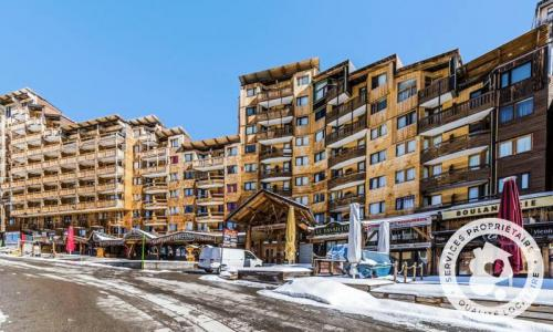 Аренда на лыжном курорте Апартаменты 2 комнат 4 чел. (Sélection 40m²) - Résidence les Fontaines Blanches - Maeva Home - Avoriaz - зимой под открытым небом