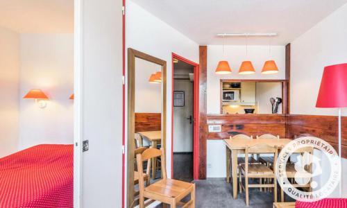 Аренда на лыжном курорте Апартаменты 2 комнат 5 чел. (Confort 28m²-5) - Résidence les Fontaines Blanches - Maeva Home - Avoriaz - зимой под открытым небом