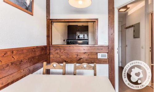 Аренда на лыжном курорте Апартаменты 2 комнат 4 чел. (Confort 24m²-5) - Résidence les Fontaines Blanches - Maeva Home - Avoriaz - зимой под открытым небом