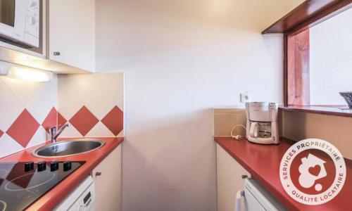 Аренда на лыжном курорте Апартаменты 2 комнат 7 чел. (Confort -7) - Résidence les Fontaines Blanches - Maeva Home - Avoriaz - зимой под открытым небом