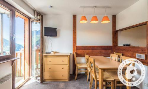 Аренда на лыжном курорте Апартаменты 2 комнат 7 чел. (Confort -10) - Résidence les Fontaines Blanches - Maeva Home - Avoriaz - зимой под открытым небом
