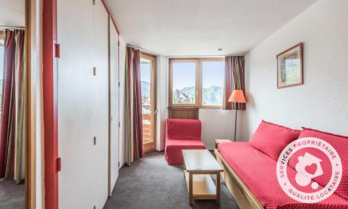 Аренда на лыжном курорте Апартаменты 2 комнат 5 чел. (Confort 28m²-4) - Résidence les Fontaines Blanches - Maeva Home - Avoriaz - зимой под открытым небом
