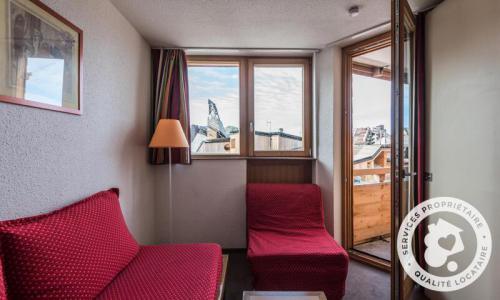 Аренда на лыжном курорте Апартаменты 2 комнат 5 чел. (Confort 28m²-2) - Résidence les Fontaines Blanches - Maeva Home - Avoriaz - зимой под открытым небом