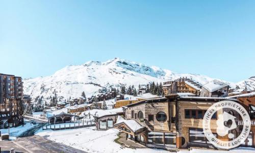Аренда на лыжном курорте Апартаменты 2 комнат 4 чел. (Sélection 36m²) - Résidence les Fontaines Blanches - Maeva Home - Avoriaz - зимой под открытым небом