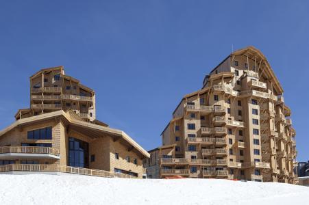Location appartement au ski Résidence P&V Premium l'Amara