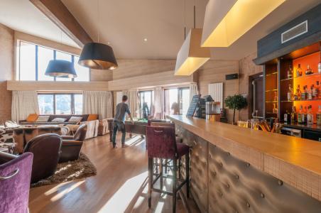 Location au ski Résidence P&V Premium l'Amara - Avoriaz - Réception