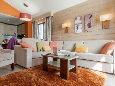 Location au ski Appartement 5 pièces 10 personnes (Espace) - Résidence P&V Premium l'Amara - Avoriaz