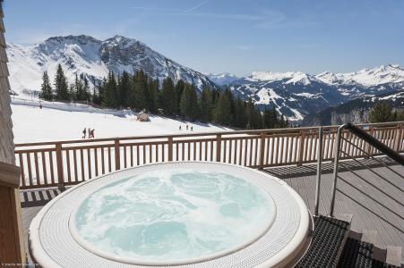 Location au ski Résidence P&V Premium l'Amara - Avoriaz - Bain à remous