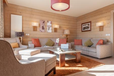 Location au ski Résidence P&V Premium l'Amara - Avoriaz - Banquette