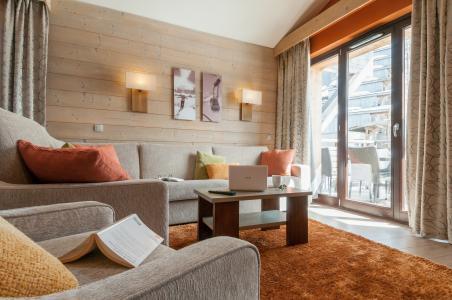 Rent in ski resort Résidence P&V Premium l'Amara - Avoriaz - Coffee table
