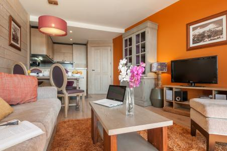 Rent in ski resort Résidence P&V Premium l'Amara - Avoriaz - Living area