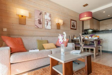 Location au ski Residence P&v Premium L'amara - Avoriaz - Table basse
