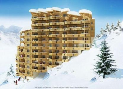 Rent in ski resort Résidence Pierre et Vacances Electra - Avoriaz - Winter outside
