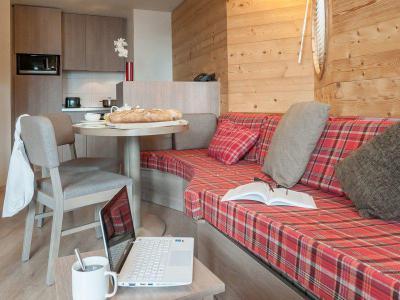 Location au ski Appartement 3 pièces 5-7 personnes - Résidence Pierre & Vacances Atria Crozats - Avoriaz